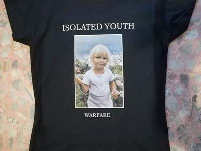 Isolated Youth Warfare Cover T-shirt (women sizing) main photo