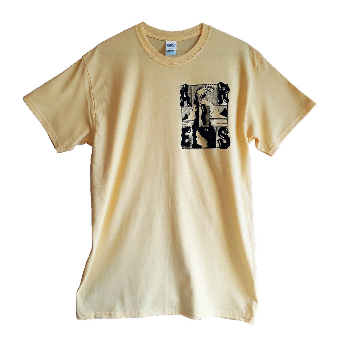 3bb449e5a2a3 Aries Short Sleeve *Yellow Haze* Tee/Cami: • Gildan Heavy Cotton *Yellow  Haze* Long Sleeve Tee (Black Printing) • Camistea manga larga *Yellow Haze*  ...