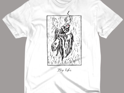 Smoke Sleeve T-Shirt main photo