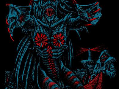 'The Maiden' design T-shirt (2-colour) main photo