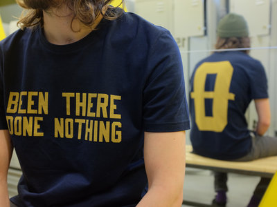 Nothing navy blue tee main photo