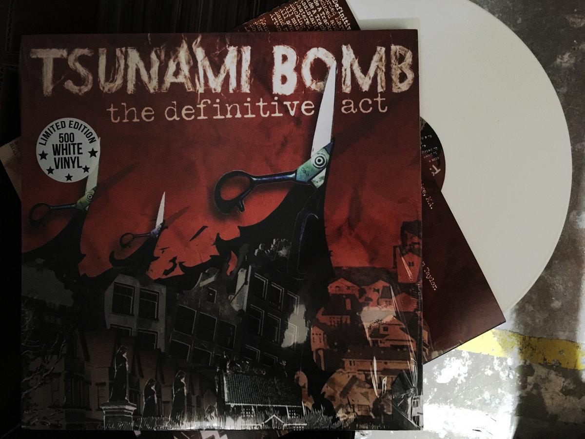 The Definitive Act | Tsunami Bomb