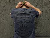 Logo grey tee photo