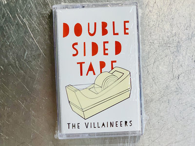 """""""Double Sided Tape"""" Limited Edition Cassette main photo"""