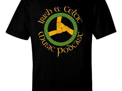 2019 Irish & Celtic Music Podcast T-Shirt main photo