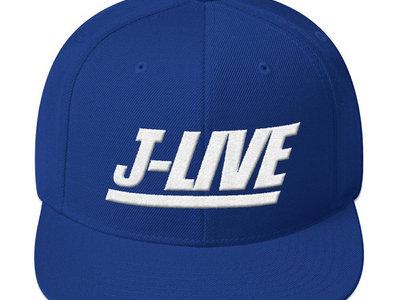 J-LIVE NYG WOOL SNAPBACK HAT main photo