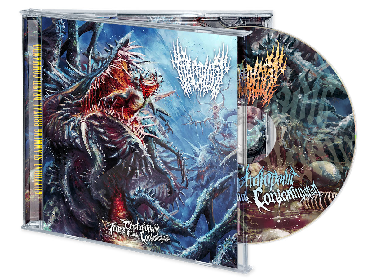 Cephalopodic Transmutual Contamination | Lord Of The Sick