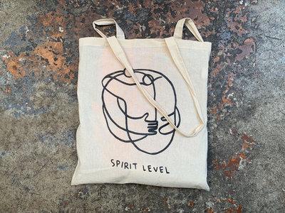 Spirit Level Hug Tote Bag main photo
