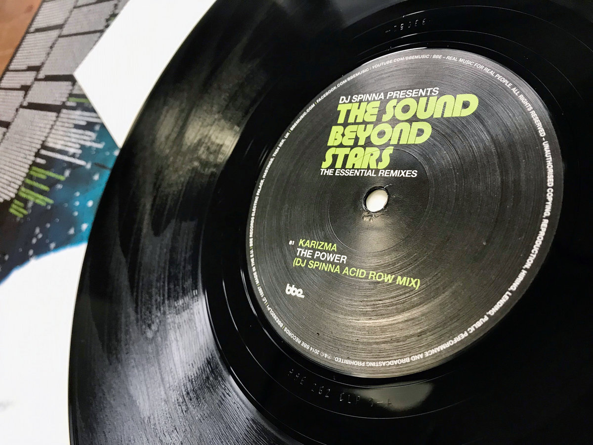 DJ Spinna presents The Sound Beyond Stars - The Essential