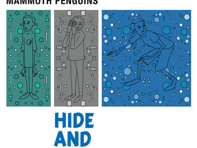 "Hide and Seek - 12"" Fizzy Pop Blue Vinyl main photo"