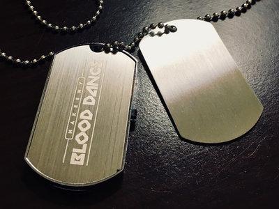 USB Metal Dog Tag Necklace w/ 6-Track Album, Video & Bonus Material main photo