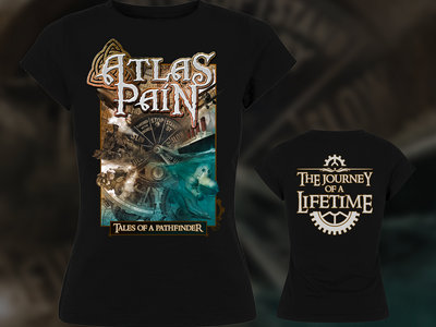 (PRE-ORDER) 'Tales Of A Pathfinder' GIRLIE SHIRT - M Size main photo