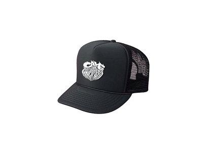 Trucker Hat- Black main photo