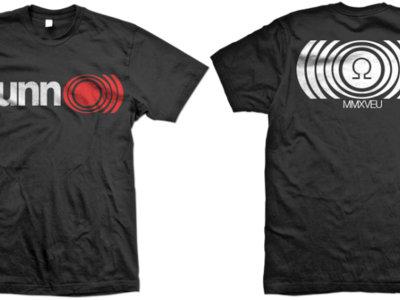 SUNN O))) Logo/Omega 2015 Europe Tshirt main photo
