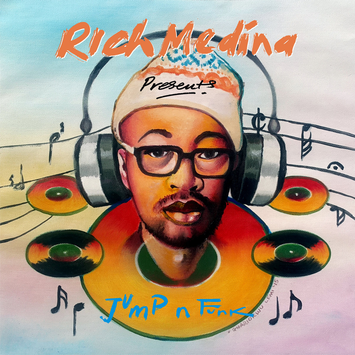 Rich Medina presents Jump 'n' Funk Vol  1 (incl  Mix) | BBE