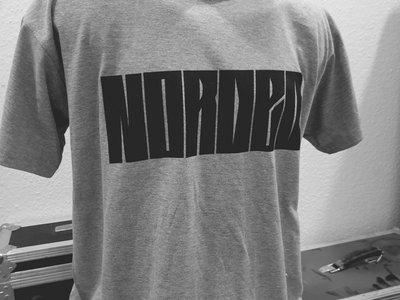 NORDED /// Grau /// T-Shirt main photo