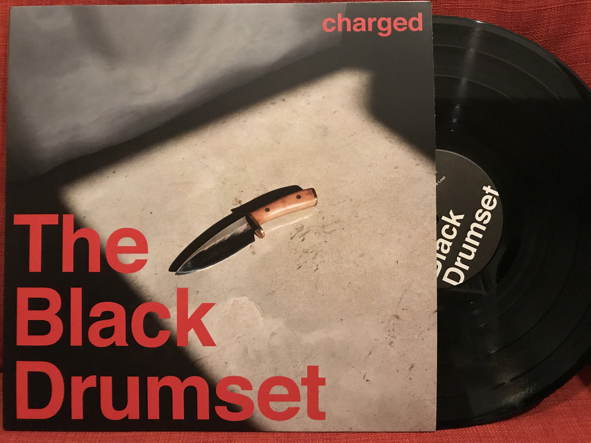 Charged | the Black Drumset