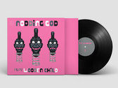 NODDING GOD: Play Wooden Child Vinyl photo