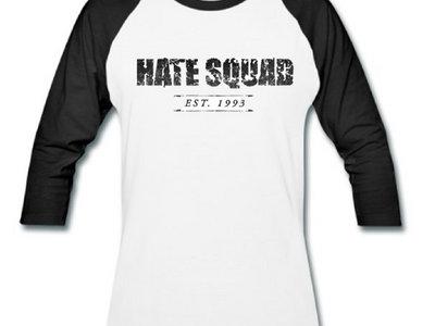 Hate Squad Baseball Shirt main photo