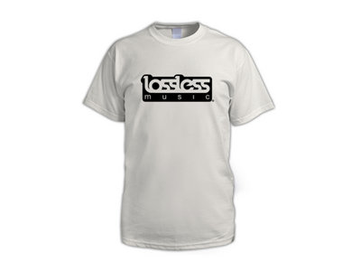 Lossless Music T-Shirt main photo