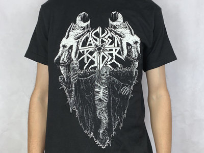 """""""Necrotic Eyes"""" shirt. main photo"""