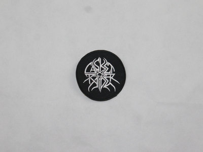 """3"""" Embroidered logo patch main photo"""