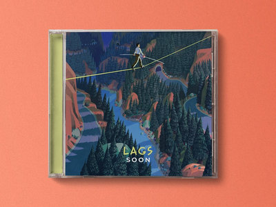 Lags - Soon - CD [FCR 006] main photo