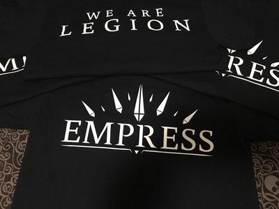 Empress 'We Are Legion' T-shirt main photo