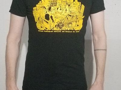 Album Cover T-Shirt main photo