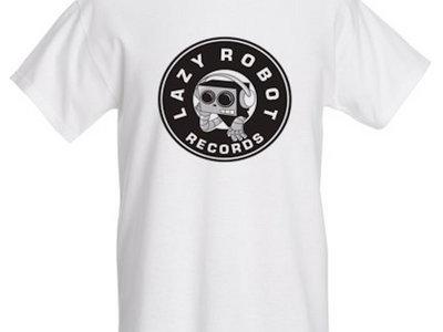 Lazy Robot Records T Shirt main photo