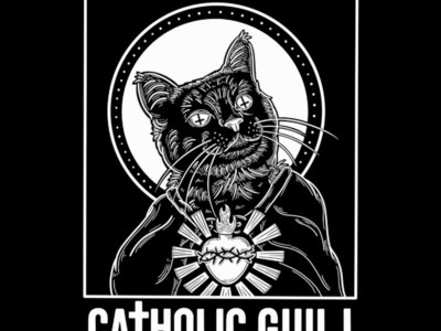 "CATholic Guilt ""Lucy Furr"" T-shirt main photo"
