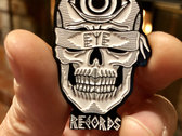 "Magnetic Eye Records Bonethrower 2"" Soft Enamel Pin photo"