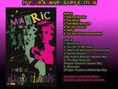 Manric - A Taste of Electro Diamonds (Colored Cassette) photo