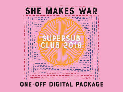Tier 4 - One-off Supersub Club #1 March 2019 - digital only (limited release) main photo