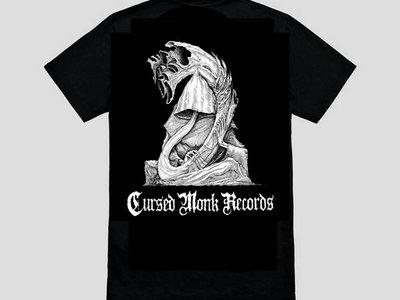 Cursed Monk Logo T-Shirt main photo
