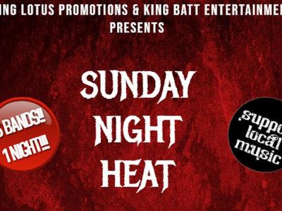 Sunday Night Heat (Metal Edition) at The Bancroft main photo