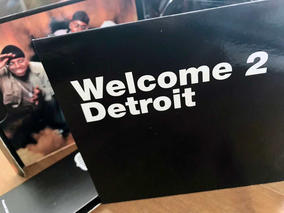 Welcome To Detroit | J Dilla