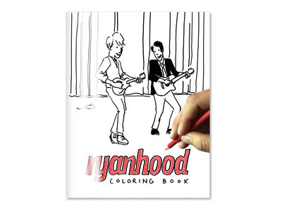 Ryanhood Coloring Book main photo