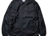 "Coach Jacket ""Bird"" - Black photo"