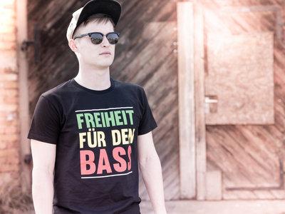 """""""Freiheit für den Bass"""" Shirt 2018 Men main photo"""