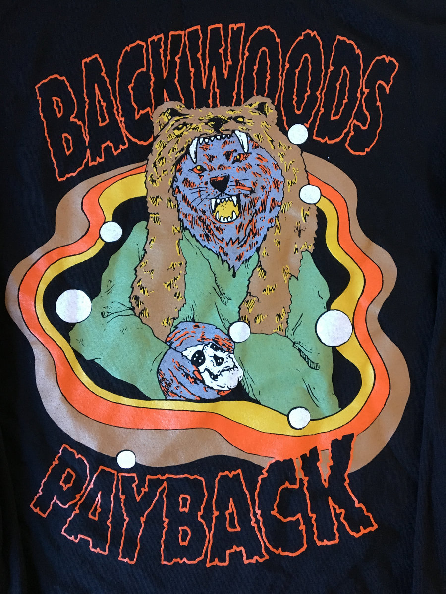 Wolf in Bears Clothing long sleeve shirt | Backwoods Payback