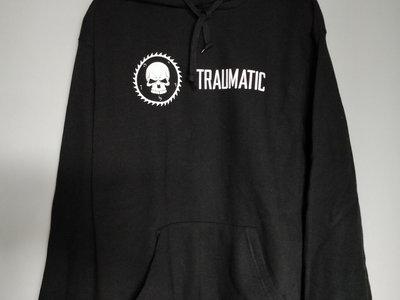 Traumatic Hoodie (Unisex) main photo