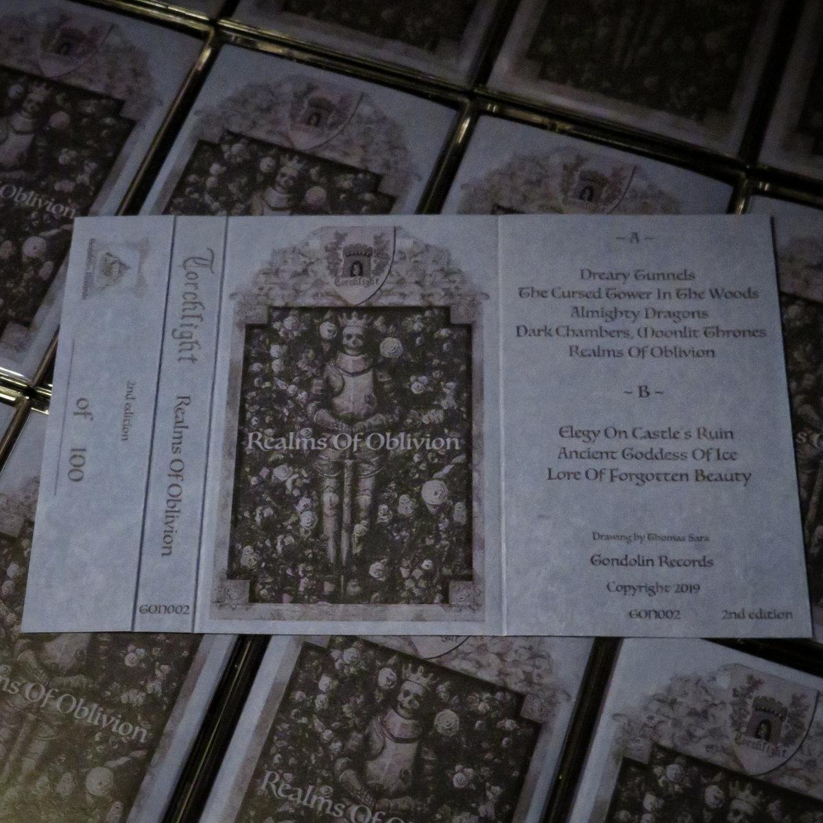Realms Of Oblivion   Gondolin Records