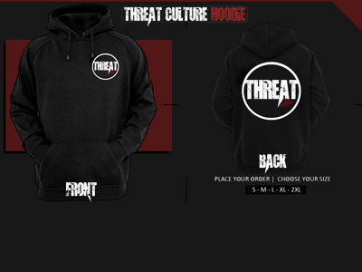 THREAT CULTURE SOLDIER [Hoodie] main photo