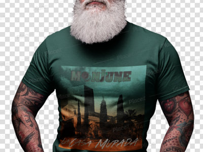 MoonJune La Casa Murada T-Shirt main photo