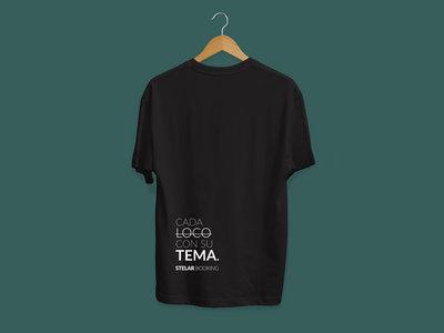 Stelar Booking Logo T Shirt (Black) main photo