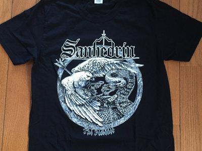 The Poisoner black t-shirt main photo