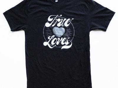 Men's T-shirt - Black main photo