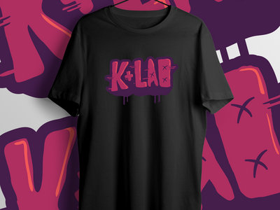 """SOLD OUT! Very Limited Edition """"K+Lab"""" Dribble Tee main photo"""