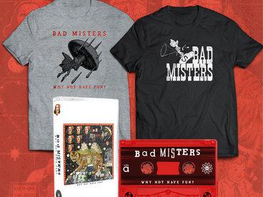 Ltd. Edition Bad Misters Bundle main photo